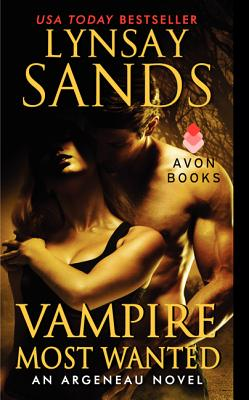Vampire Most Wanted Cover Image