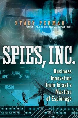 Spies, Inc. Cover