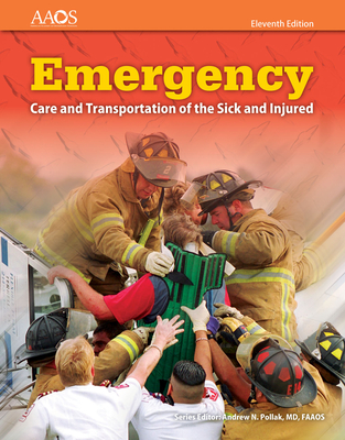 Emergency Care and Transportation of the Sick and Injured Cover Image