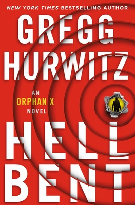Hellbent: An Orphan X Novel Cover Image