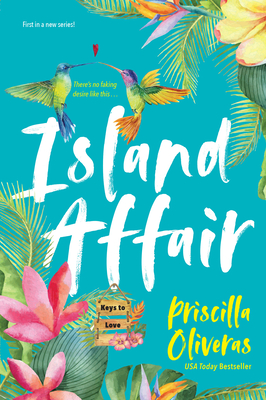 Island Affair: A Fun Summer Love Story (Keys to Love #1) Cover Image