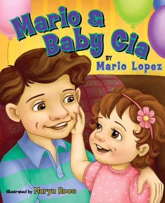 Mario and Baby Gia Cover