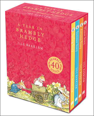 A Year in Brambly Hedge Cover Image