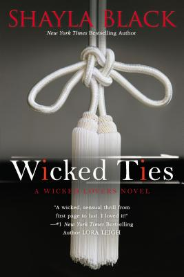 Wicked Ties (A Wicked Lovers Novel #1) Cover Image