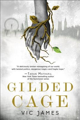 Gilded Cage (Dark Gifts #1) Cover Image