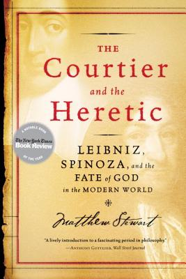 The Courtier and the Heretic Cover