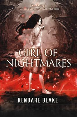 Girl of Nightmares Cover Image