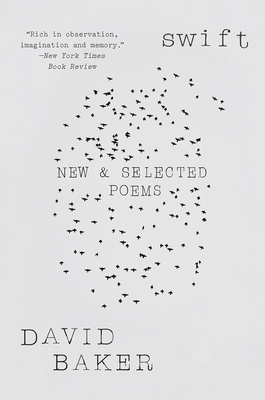Swift: New and Selected Poems Cover Image