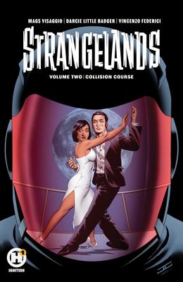 Strangelands Vol 2 Cover Image