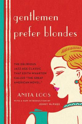 Gentlemen Prefer Blondes Cover Image
