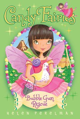 Bubble Gum Rescue (Candy Fairies #8) Cover Image