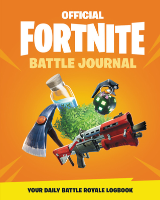 FORTNITE (Official): Battle Journal (Official Fortnite Books) Cover Image