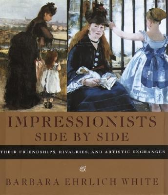 Cover for Impressionists Side by Side