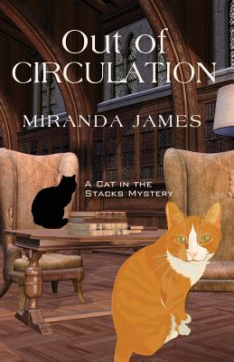 Out of Circulation (Cat in the Stacks Mysteries) Cover Image