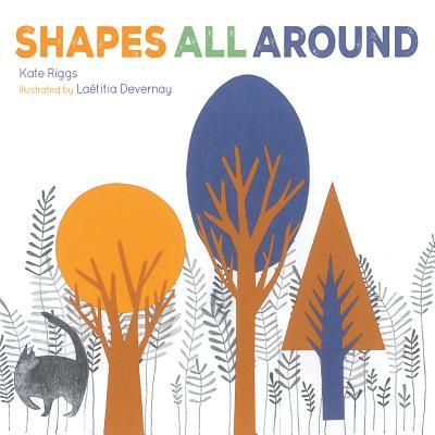 Shapes All Around Cover Image