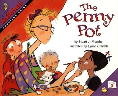 The Penny Pot (MathStart 3) Cover Image