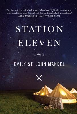 Station Eleven Cover Image