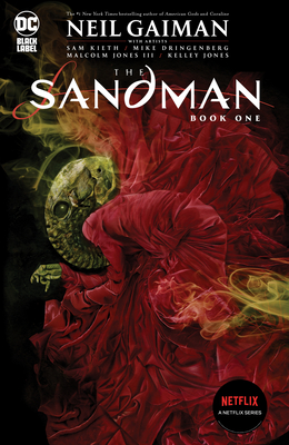 Sandman Vol. 1: Preludes and Nocturnes (mass market edition) Cover Image
