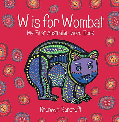 W Is for Wombat Cover