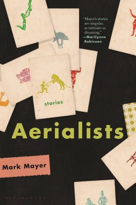 Aerialists: Stories Cover Image