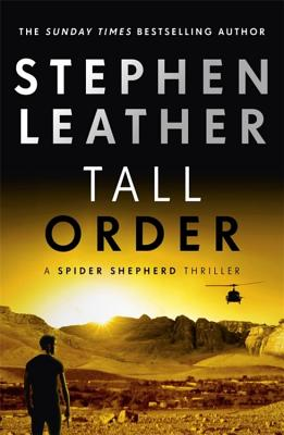 Tall Order: The 15th Spider Shepherd Thriller Cover Image