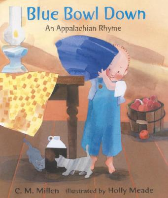 Blue Bowl Down Cover