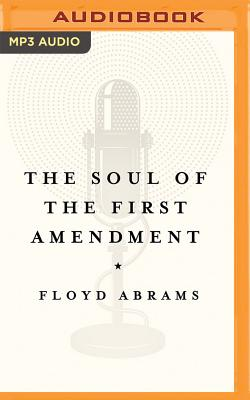 The Soul of the First Amendment Cover Image