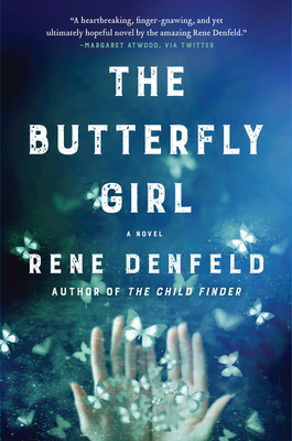 The Butterfly Girl: A Novel Cover Image