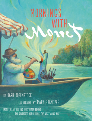 Mornings with Monet Cover Image