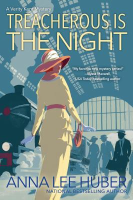 Treacherous Is the Night (A Verity Kent Mystery #2) Cover Image