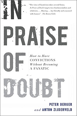 In Praise of Doubt Cover
