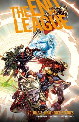 End League Volume 2 Cover