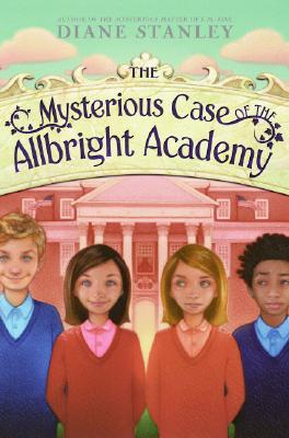 The Mysterious Case of the Allbright Academy Cover Image