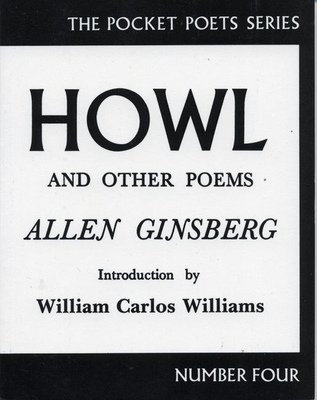 Howl and Other Poems (Pocket Poets #4) Cover Image