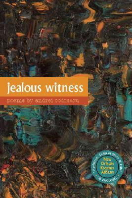 Jealous Witness [With CD] Cover Image