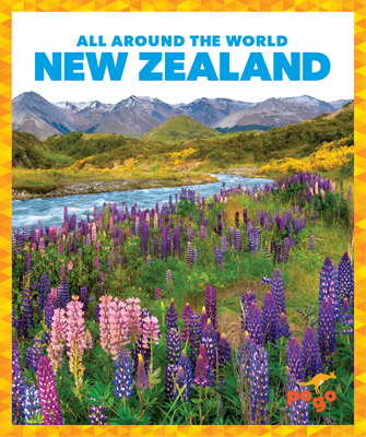 New Zealand (All Around the World) Cover Image