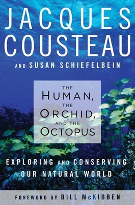 The Human, the Orchid, and the Octopus Cover