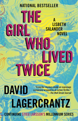 Cover for The Girl Who Lived Twice