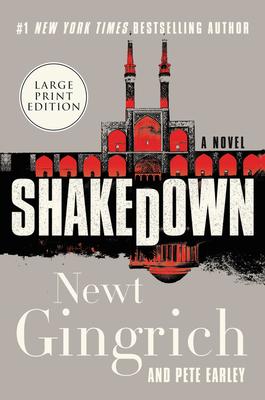 Cover for Shakedown