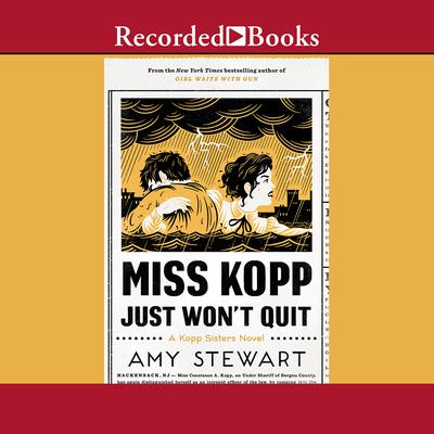 Miss Kopp Just Won't Quit Cover Image