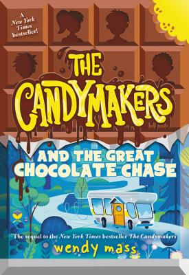 The Candymakers and the Great Chocolate Chase Cover Image
