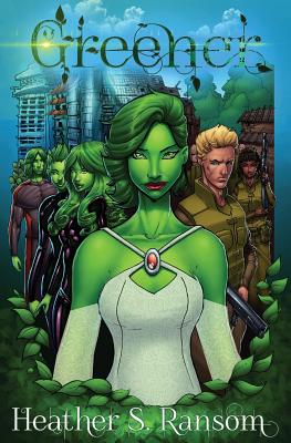 Greener (Going Green #2) Cover Image