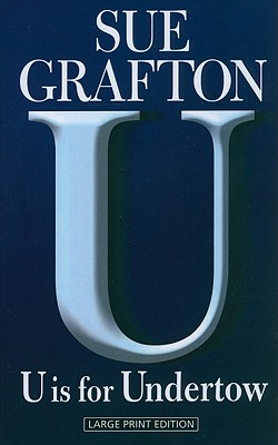U Is for Undertow Cover