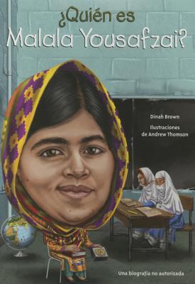 Quien Es Malala Yousafzai? (Quien Fue? / Who Was?) Cover Image