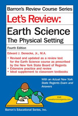 Let's Review Earth Science: The Physical Setting Cover Image