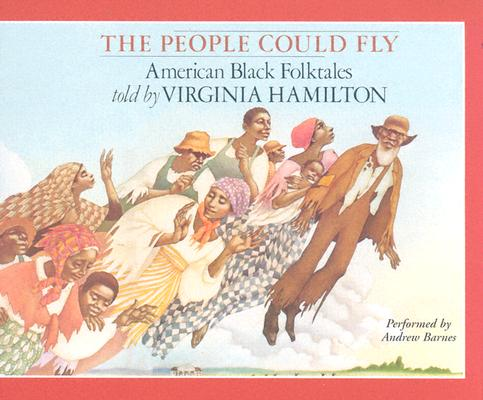 The People Could Fly Lib/E: American Black Folktales Cover Image
