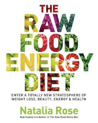 Raw Food Life Force Energy Cover