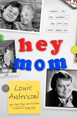Hey Mom: Stories for My Mother, But You Can Read Them Too Cover Image