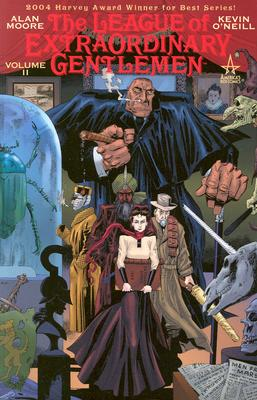 Cover for The League of Extraordinary Gentlemen, Vol. 2