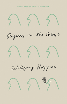 Pigeons on the Grass Cover Image